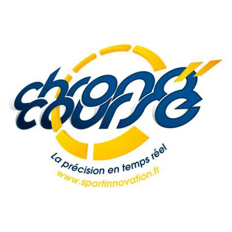 Chrono-course - logo rond