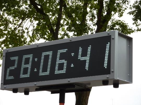 Horloge Led Eraton
